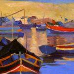 """""""Лодки"""", Спицына Н.Ю."""
