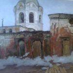 """""""Туман"""", Спицына Н.Ю."""